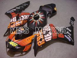 nuevos carenados de honda cbr Rebajas Brand New Motocicleta ABS inyección de plástico carenado completo para 2006 2007 Honda CBR 1000RR 06 07