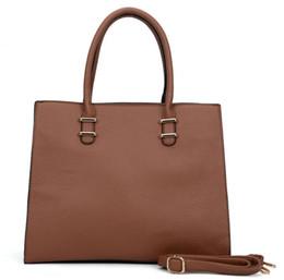 Wholesale Vintage Leather Doctors Bag - designer bags simple fashion pu leather elegant casual women crossbody clutches