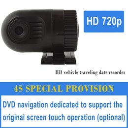 Wholesale Mini HD P Car DVR Dash Camera Vehicle Camera Driving Video Recorder Degree Camcorder with G sensor function CAL_340