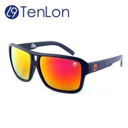 Wholesale Wholesale Coats For Men - Wholesale-TenLon Brand Glasses sunglasses gafas de sol goggles for men sun glasses with coating mirror lens oculos de sol masculino