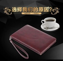 Wholesale Luxury Leather Ipad Mini Cover - Luxury Leather case for Apple iPad Air 2 cover for iPad mini 1 2 3 4 Flip protective case for iPad 2 3 4 free shipping