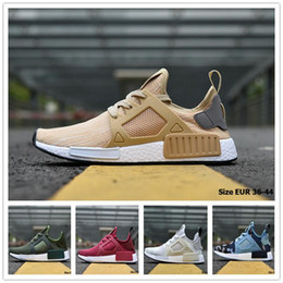 Wholesale Chocolate Brown Boxes - 2017 PK NMD Men's & Women's Shoes NEW Cheap Fashion Sport Shoes Casual Shoes Without The Boxes