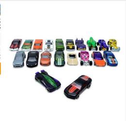 Wholesale Free Wheel Racing Car - DHL free Hot Wheels Random Styles Mini Race Cars Scale Models Miniatures Alloy Cars Toy Hotwheels For Boys Birthday Gift wholesale car t