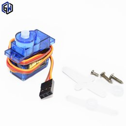 Wholesale Esky Servo - 1PCS 9g micro servo for airplane aeroplane 6CH rc helcopter kds esky align helicopter sg90