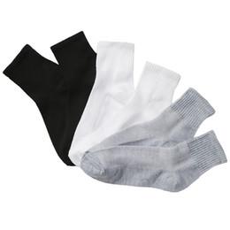 Wholesale Mesh Socks Male - 3Pair Lot Breathable Mesh Mens Ankle Socks Spring Summer Socks Short Casual Male Socks Man Meias Gray White Black Polyester Sock