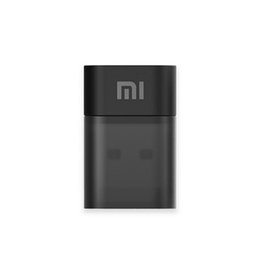 Wholesale Wireless Emitter - Wholesale- Original Xiaomi Portable Mini USB Wireless Router wifi adapter 150Mbps 2.4GHz WI-FI emitter Portable USB Internet Adapter