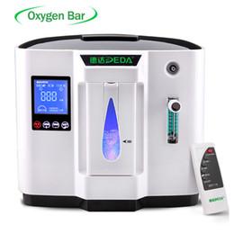 Wholesale O2 Generator Portable - Oxygen Bar, Portable Oxygen Concentrator Air Purifier, Home Oxygen Bar O2 Machine Generator Air Purifier Free shipping