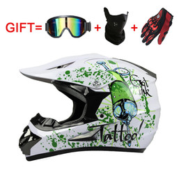 Wholesale Wholesale Racing Helmets - Wholesale- Motorcycles Accessories & Parts Protective Gears Cross country helmet bicycle racing motocross downhill bike helmet akt-125