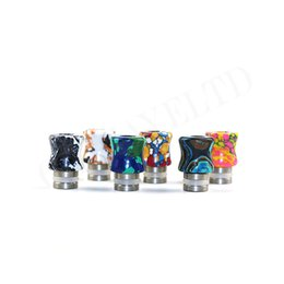 Wholesale Wholesale Jade Products - new products electronic cigarettes natural style 510 drip tip jade drip tips stainless base bestseller for vape atomizer 510