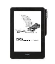 "Wholesale Android Pen Touch Screen - Wholesale- BOOX N96 9.7"" Ebook Pen Touch + Hand Touch Screen Android 4.0 16G Ereader WIFI Bluetooth Support Recording E-book Reader + Cover"