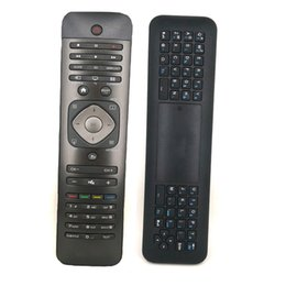 Wholesale philips remote - Wholesale- New Original control remoto YKF320-003 398GF15BEPH07T YKF366-003 For PHILIPS Google Android TV Remote Control With Qwenty