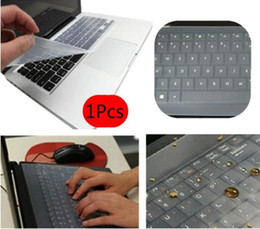 Wholesale 14 Inch Keyboard - 1Pcs 14-17 Inch Universal Soft Silicone Keyboard Cover Skin Protector For All Laptop