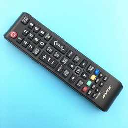 Wholesale Wholesale Universal Remotes For Tvs - Wholesale- remote control suitable for samsung tv AA59-00756A aa59-00752a aa59-00813a aa59-00816a 3D SMART TV