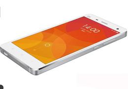Wholesale Otg Usb Lenovo - Original Xiaomi Mi4 4G FDD-LTE MIUI 6 Quad Core RAM 2GB ROM 16GB 5.0 inch 1920*1080 FHD 13.0MP VS lenovo k5 note lenovo k3 note
