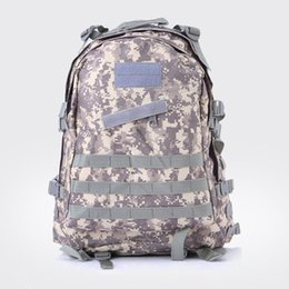 Wholesale Large Military Style Backpacks - New Military Backpack Large Men Women Backpacks Big Capacity Bag Waterproof Camouflage Travel Bags