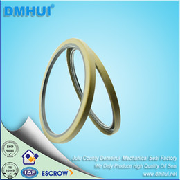 Wholesale Wholesale Excavator Parts - DMHUI Brand Excavator Machinery bucket spindle rubber Oil Seal 110*125*6 110x125x6 VB type NBR rubber ISO 9001:2008 110*125*6mm 110x125x6mm