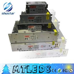 Wholesale Free Power Switch - High Quality LED switching power supply LED power supply 12V 20A 10A   15A  5A 3.2A 150W  180w 60w 40w transformer 100-240V free shipping
