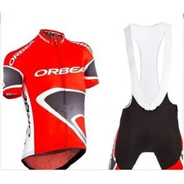 Wholesale Cheap Orbea - 2015 cheap Orbea Cycling jerseys 2015 Cycling clothing bicycle wear maillot ciclismo jersey 3D gel pad high quality free shipping