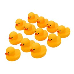 Wholesale Ducky Baby Shower Favors - Wholesale- Squeezing Call Rubber Duck Ducky Duckie Baby Shower Birthday Favors Nov 11