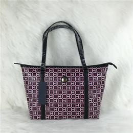 Wholesale Good Quality Designer Bags - Free Shippiing - good quality women new 2017 T brand designer solid color pu leather plaid letter shoulder bag handbag