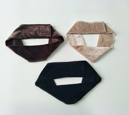 Wholesale Velvet Scarfs - Velvet wig grip band, hold your wig, hat or scarf with comfort feeling