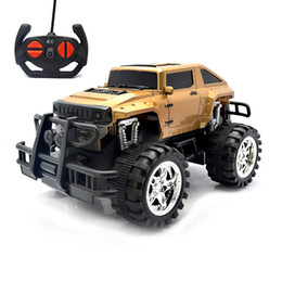 Wholesale Electric Rc Car Brushless - RC Car 1:18 High Speed SUV Drift Motors Drive Buggy Car Remote Control Radio Controlled Machine Off-Road Cars Toys