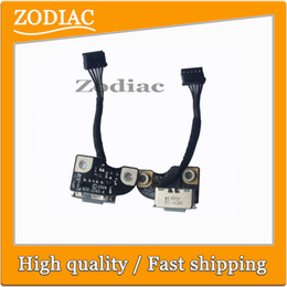dc macbook Promo Codes - Wholesale- Original For Macbook Pro A1297 A1286 A1278 DC Power Jack Board 820-2565-A Fit 2009 2010 2011 2012 Year
