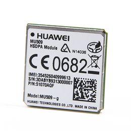 Wholesale Hsdpa Wireless Network Card - Wholesale- Huawei MU509-G 3G Wireless WWAN Networks Card UMTS HSDPA 850 2100 MHz WCDMA HSPA+ LTE High-speed 3g Module GSM GPRS EDGE WCDMA