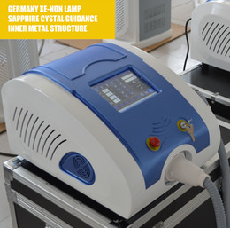 Wholesale Laser Hair Removal Machines Professional - Professional Elight IPL and RF beauty machine for hair removal skin rejuvenation ance removal e-light laser beauty