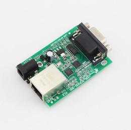 Wholesale Serial Ethernet Tcp Ip - Wholesale- Q00222 1 Piece USR-TCP232-302-pcba Serial RS232 to Ethernet TCP IP Module HTTPD Client