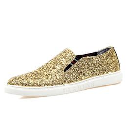 Wholesale Men Shos - Men Casual Loafers Shoe Breathable Designer Men Shoes Sneakers New Fashion Leather Shoes Man Flats Shoes Mens Shos Leather