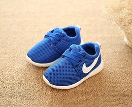 Wholesale Shoes Boys Classic Canvas - HOT!!! Classic Style Spring New Fashion Children Shoes Running Boys And Girls Toddler Shoes Baby Kids Sneakers