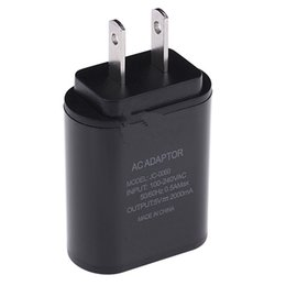 Wholesale Iphone 4s Uk Charger - EU UK US Wall Charger 5V 2A High Quality USB Power Adapter For Iphone 4S 5 5S 6 Xiaomi HTC LG AC Adapter