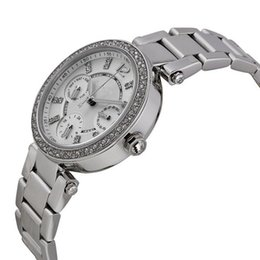Wholesale Stainless Steel Watches Personalized - Fashion personalized women's wear watch M5615 M5616 M6055 M6056 + Original box+ Wholesale and Retail + Free Shipping