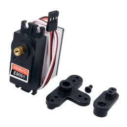 Wholesale Black Metal Gear - RC HSP E9001 Metal Gear Servo 9KG For HSP 1:8th Buggy Truck