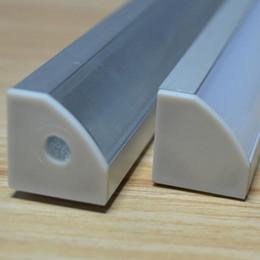 Argentina perfil de aluminio llevado para la barra llevada ligera, 1m por sistema, canal de aluminio llevado de la tira, vivienda de aluminio impermeable SN1818 Suministro