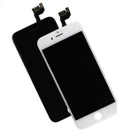 Argentina Pantalla LCD blanca negra Pantalla táctil digitalizadora completa con marco Reemplazo de montaje completo para iPhone 7 y apple 7 DHL de alta calidad Suministro