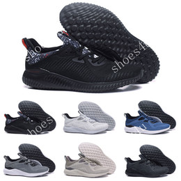 Wholesale Alpha Red - Wholesale Cheap Hot Sale Alphabounce EM Boost 330 Running Shoes Alpha bounce Sports Trainer Sneakers Man Shoes With Box Size 40-45 US 7-11