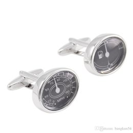 Wholesale Popular Business Suit - Free Shipping-Europe's most popular Men's suits business French shirt instrument cufflinks