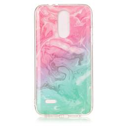 Marbre souple TPU IMD couverture pour Huawei Profitez 6s P9Lite Y5 LG K4 K8 K10 2017 P10 Plus ZTE 981 AXON7 V8PRO Silicone coque en plastique Shell ? partir de fabricateur