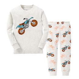 Wholesale Under Clothing Children - Winter new Korean children's clothing explosion models male and female children plus velvet home suits children's cartoon deer pajamas under