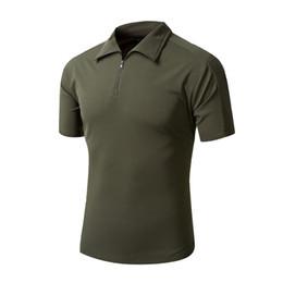 Wholesale Op Shorts - Men's Tactical Gear Military Airsoft Special Ops Combat Shirt Camouflage Light Weight Rapid Assault Short Sleeve Shirt Frog Shirt