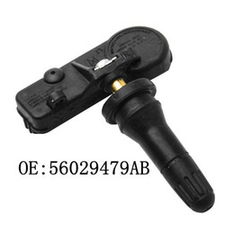 Wholesale chrysler dodge parts - 1pair New Tire Pressure Monitoring Sensor For Chrysler Dodge 56029479AB Car TPMS Sensor 56029479AA Auto Parts High Quality
