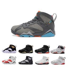 2019 zapatos cardinales Zapatillas de baloncesto baratas 7 entrenadores Liebres olímpico Burdeos Cardinal Raptor zapatillas de deporte Blue Blue Citrus Sport zapatos cardinales baratos
