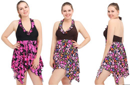 Wholesale High Quality New Bras - new style plus large size women swimsuit sexy backless high-quality women swimwear with bra pad no bra holder 2XL-6XL free shipping