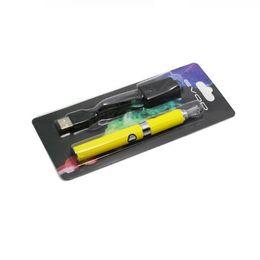 Wholesale Evod Kit Bcc - MT3 EVOD Starter Kit BCC E-Cig kits Electronic Cigarette Blister Package with EVOD battery 650mAh 900mAh 1100mAh