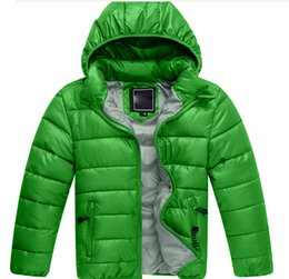 Wholesale Baby Jacket Outerwear Boy - High Quality 2017 Kid Jackets Boys Down Coat Jacket New Brand Of Baby Winter Jacket Down Jacket Children's Outerwear Boys
