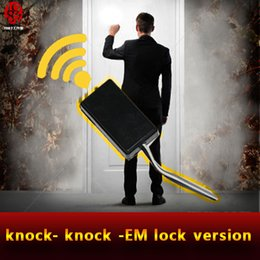 Wholesale Door Knock - Takagism game prop, jxkj,Knock at the door to escape, secret in the door, the mysterious door,real life room escape game