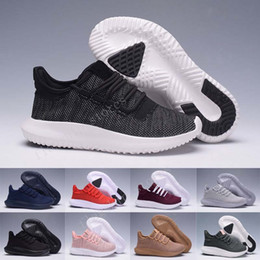 Wholesale Mens Cheap Sport Casual Shoes - Cheap discount 350 Tubular Shadow Boost Casual Shoe,2017 new Men And Women Training Sports Sneakers Shoes,New mens Running Boots footwear