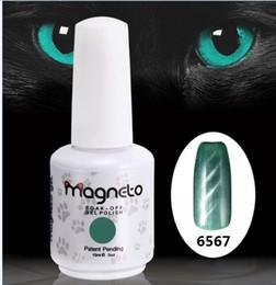 Wholesale Nail Polish 48 - 2017 New arrival Mei-charm 48 colors cateye Nail Polish 15ml UV GEL POLISH soak off nail gel DHL 48pcs lot